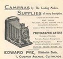 Old Shop Advert