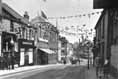 Two photographs of Castle Street 1930's